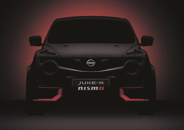 Nissan Juke-R Nismo: První ukázka nového supersportovního SUV