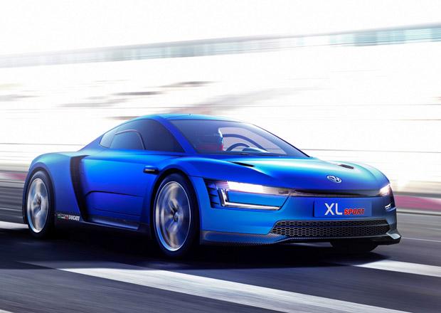 Volkswageny Golf R 400 a XL Sport se představí na letošním Goodwoodu
