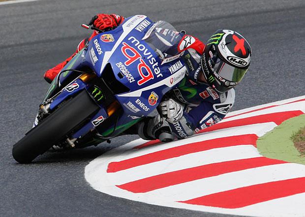 VC Katal�nska 2015: MotoGP ovl�dli Lorenzo a�Rossi (aktualizov�no)