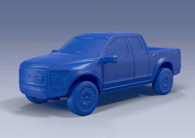 Ford uv�d� modely pro 3D tisk
