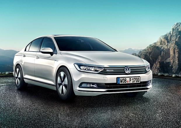 Volkswagen Passat BlueMotion 1.6 TDI má jezdit za 3,6 l na 100 km
