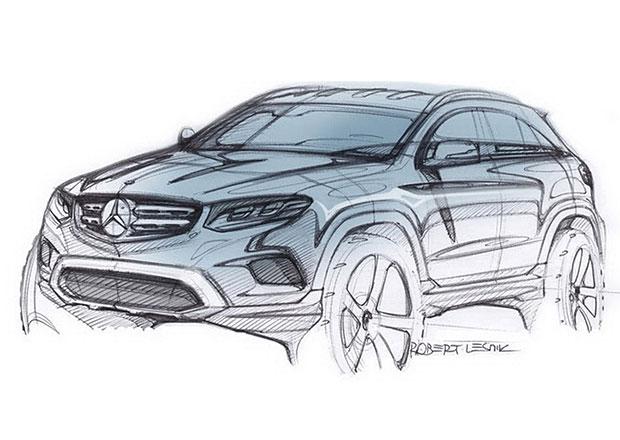 Mercedes bude mít vodíkové auto do dvou let. Půjde o model GLC