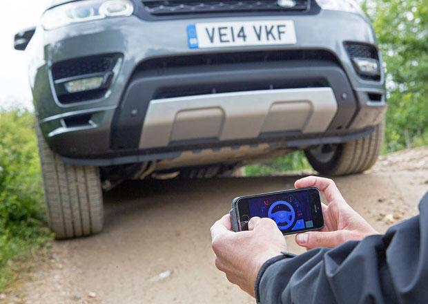 Jaguar Land Rover nechce samořízená auta, pasažéři nejsou náklad