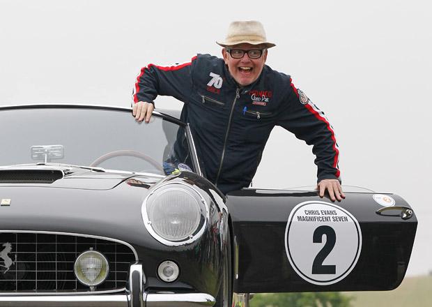Chris Evans je novým moderátorem Top Gearu