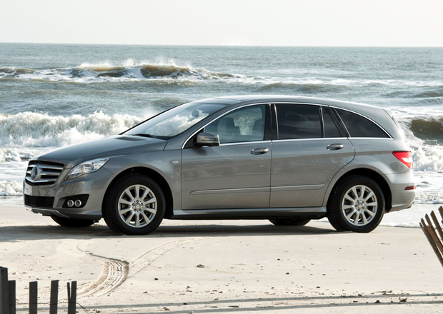 Mercedes-Benz R ve druhé generaci blíže k SUV