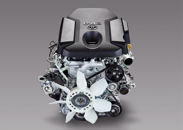 Toyota zveřejnila detaily o nových dieselech rodiny GD, mají být o 15 % účinnější