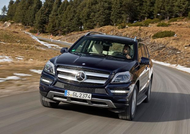 Mercedes-Benz GLS: Facelift GL také ve sportovnějším hávu a dlouhé verzi
