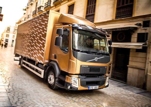 Motory Volvo Trucks Euro 5 i Euro 6 a palivo HVO