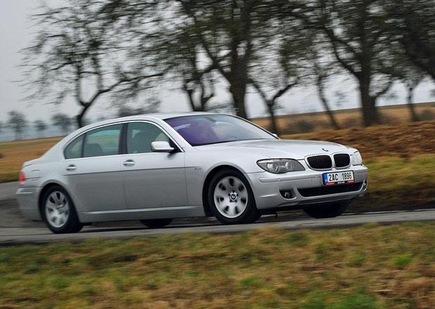 Ojeté BMW 7 (E66): iDrive je jenom pro zlost