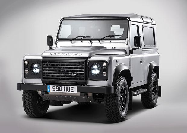 Land Rover Defender: Jubilejn� dvoumiliont� exempl�� prod� Bonhams