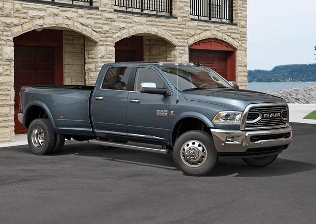 Naftový Ram 3500 má nově 1220 N.m, údajně nejvíce z masově prodávaných vozidel