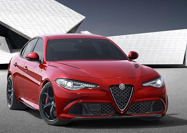 Alfa Romeo Giulia se vyvíjela jen 2,5 roku