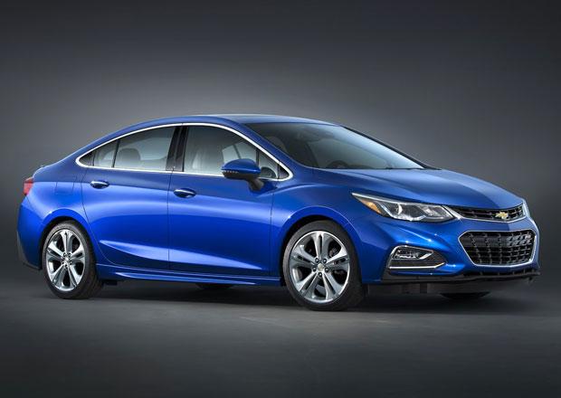 Chevrolet Cruze: Druhá generace pro čtyřicítku trhů. Vyjma Evropy