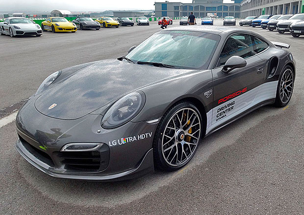 Porsche Driving Academy: Dokončili jsme řidičský výcvik v Istanbulu (+videa)