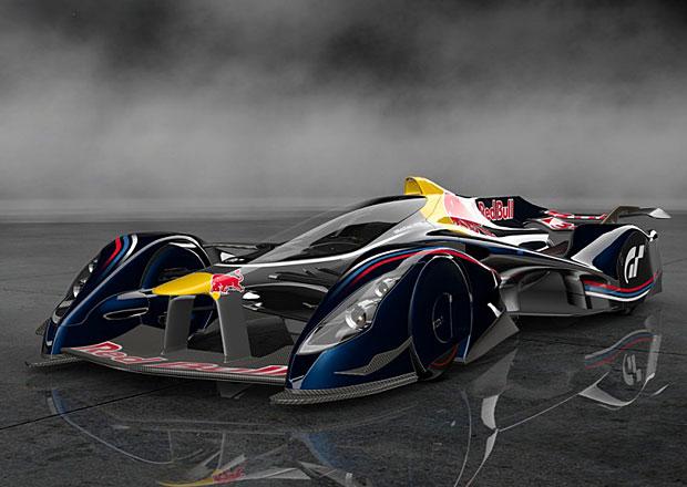 Red Bull a Infiniti vyvíjejí automobil, který může legálně na silnici
