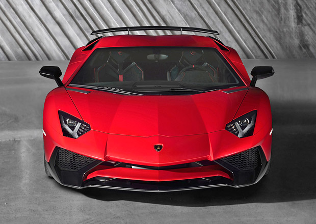 Lamborghini Aventador LP 750-4 Superveloce vznikne i jako roadster