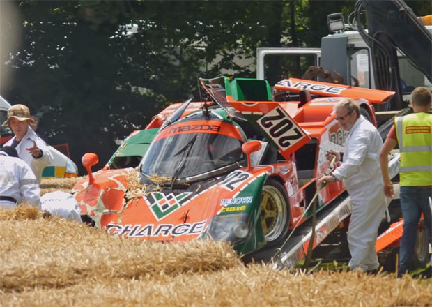 Mazda nabourala legendární Le Mans závoďák 787B. Ale chtěla by stvořit další