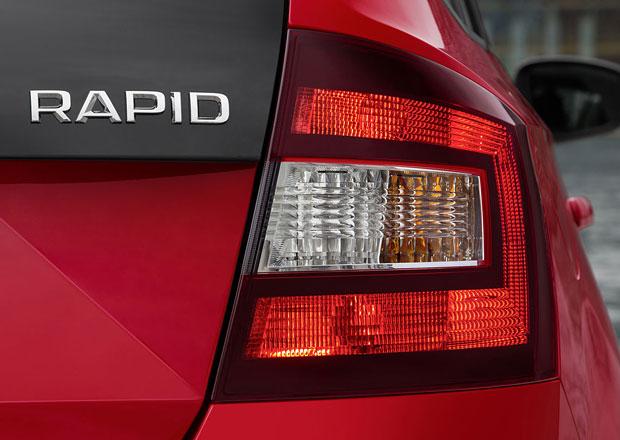 Škoda Auto vyrobila půlmiliontý exemplář modelu Rapid