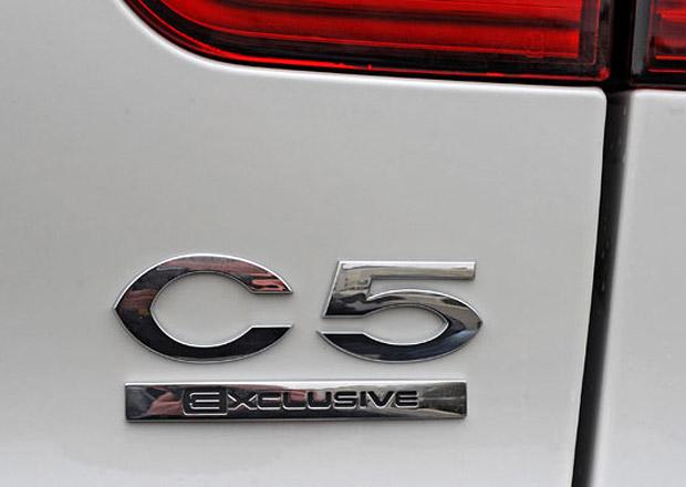Příští generace Citroënu C5 se do Evropy možná nedostane, do Číny však ano
