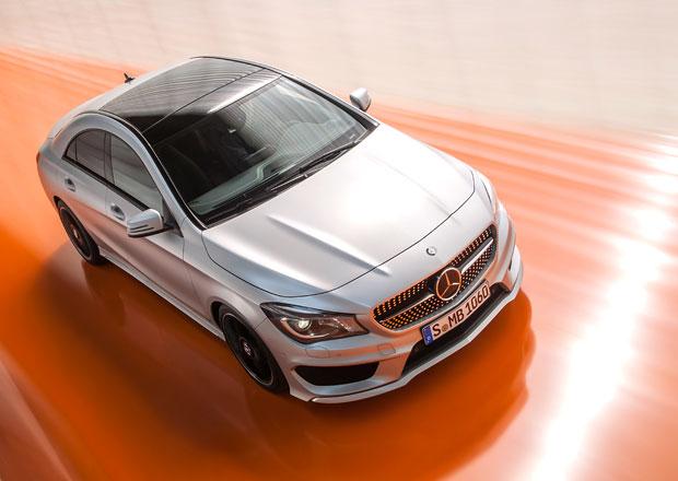 Mercedes-Benz plánuje investovat miliardu eur do nové generace kompaktních modelů