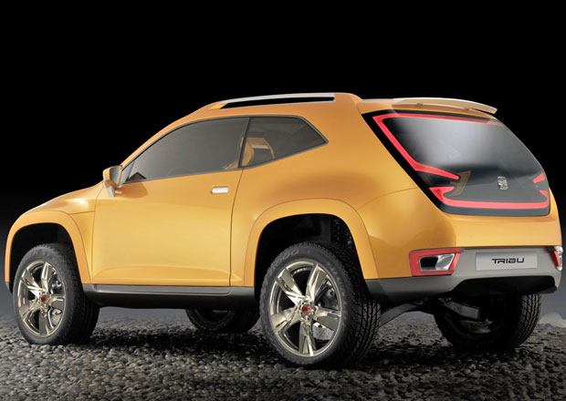Seat: Malé SUV přijde v roce 2017
