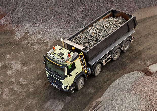 Volvo Trucks představuje nové prvky do náročného terénu (+video)
