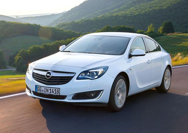 Opel Insignia: Dv� verze nov�ho �eptaj�c�ho turbodieselu 1.6 CDTI