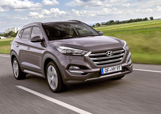 Hyundai Tucson zná české ceny, začínají na 529.990 Kč
