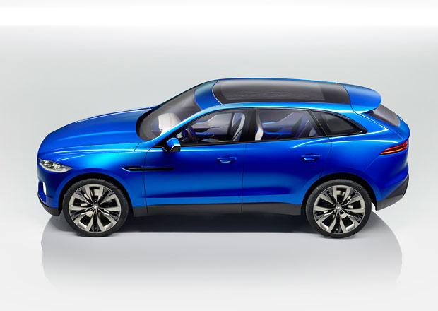 Jaguar: Men�� SUV m�e b�t z Rakouska
