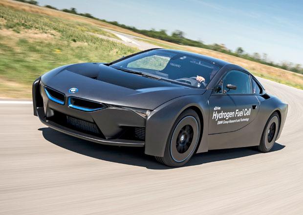 BMW eDrive směřuje k využití vodíku