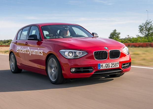 BMW 1: Tříválcový hatchback dostal vstřikování vody