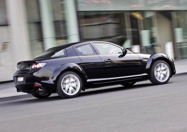 Mazda chystá sportovní vůz RX-9, údajně na podvozku sedanu 6
