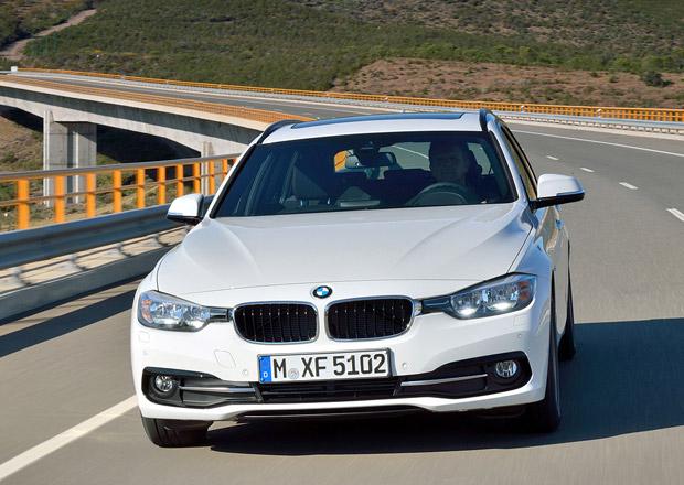 BMW 318i: T��v�lcov� st�edn� t��da za 811.200 K�