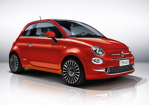 Fiat 500 facelift ofici�ln�: Nebylo pot�eba velk�ch zm�n