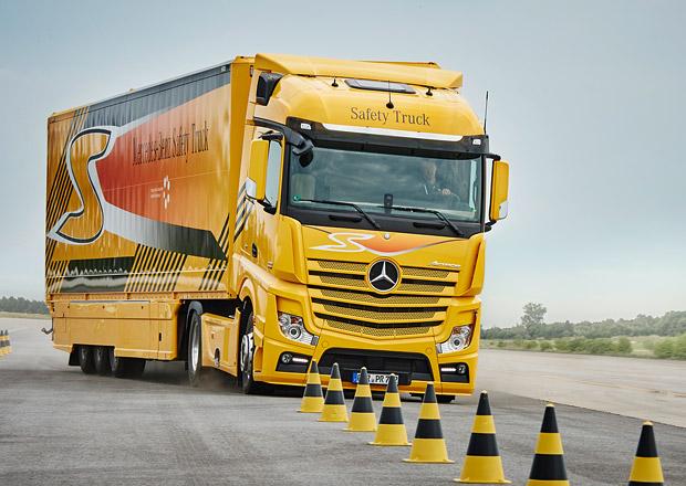 Daimler Trucks a bezpečnostní systémy