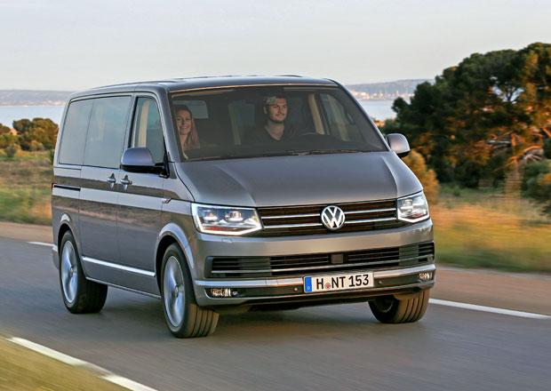 Volkswagen T6: První jízdní dojmy ze Švédska