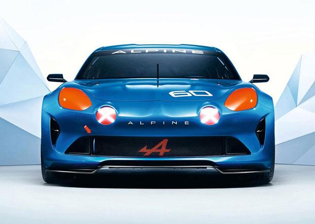 Sporťák od Alpine dostane nový motor 1.8 TCe a dvouspojkovou převodovku