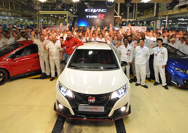 Honda Civic Type R z Evropy zamíří i do Japonska