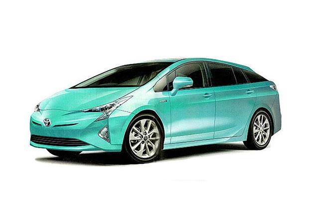Toyota Prius: Je tohle vzhled nové generace?
