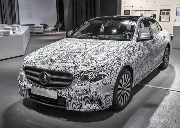 Motory pro příští Mercedes E: Řadové dieselové šestiválce stále nepotvrzeny