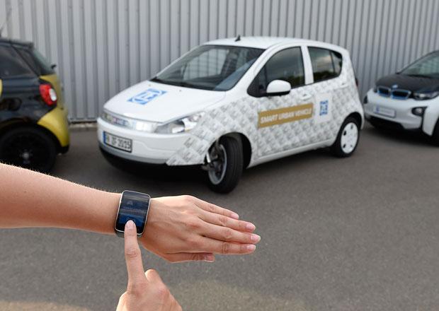 ZF Smart Urban Vehicle: Elektrický koncept od výrobce převodovek
