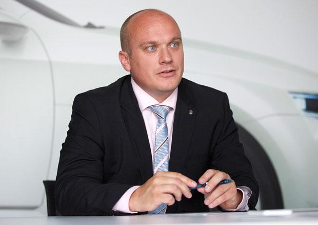 Rozhovor s Miroslavem Bl�hou, �koda Auto: Operativn� leasing do roka a do dne
