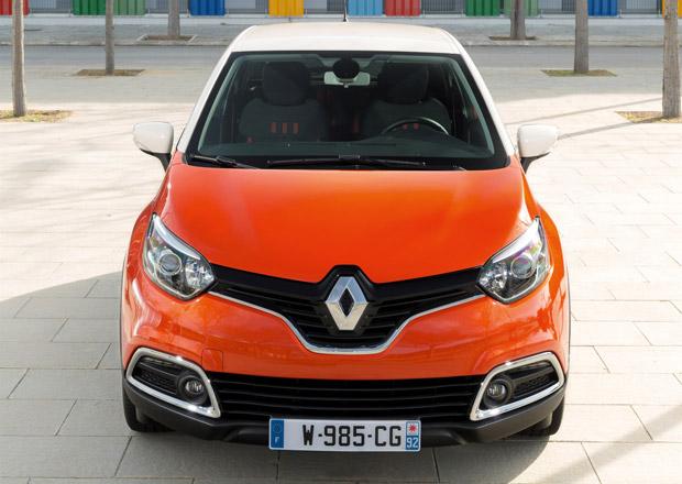 Nový crossover od Renaultu by měl být menší než Captur