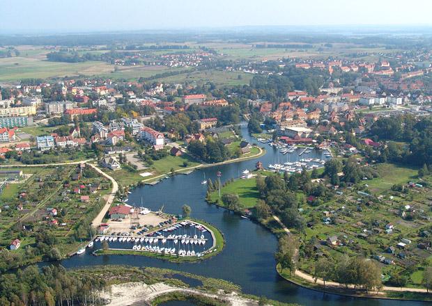 Tis�ce jezer na severu Polska