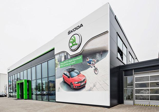 Prodejní síť Škody Auto by mohla prořídnout, kvůli novým standardům