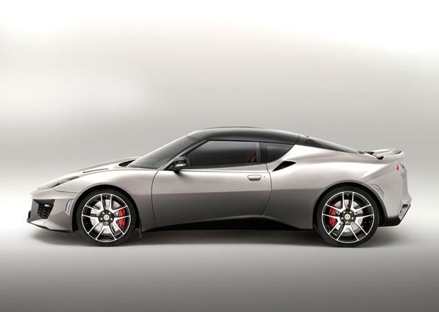 Lotus připravuje otevřenou verzi Evory 400