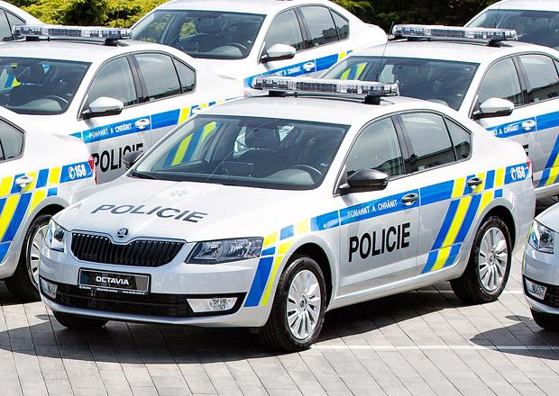 Škoda Auto dodá policii 477 osobních aut za 244,3 milionu korun