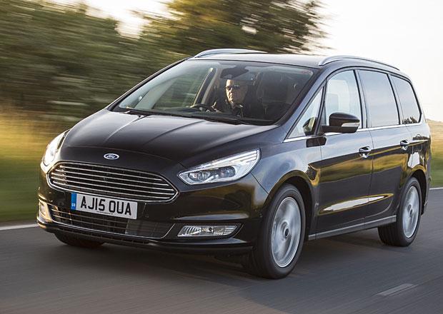Nový Ford Galaxy zná české ceny, v základu od 742.990 Kč