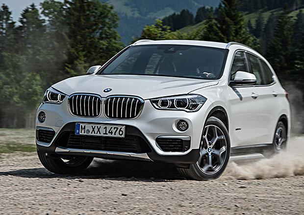 BMW X1 sDrive18d: SUV s pohonem předních kol zná české ceny
