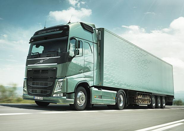 Výrobce nákladních aut Volvo zvýšil čtvrtletní zisk o 82 %